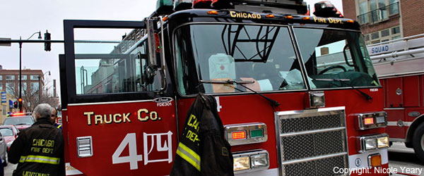 Chicago Fire VOX