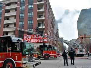 Feuerwehreinsätze sind bei Chicago Fire nicht Fokus der Serie sondern das persönliche Leben der Hauptdarsteller