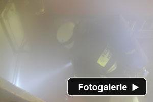 Dampfeinsatz Feuerwehr