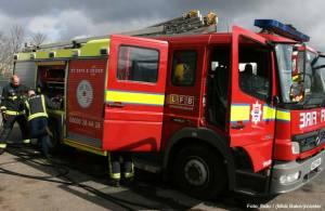 Streik Feuerwehr London