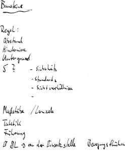So sah der erste Entwurf der HAUS-Regel aus (Foto: drehleiter.info)