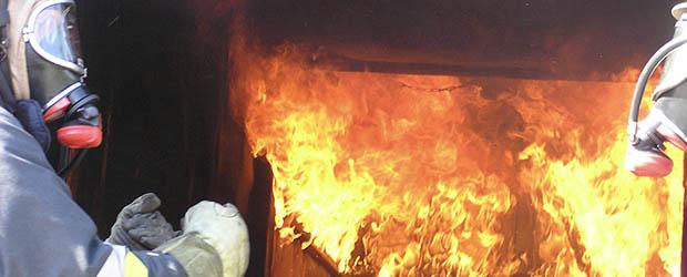 Schutzziel Feuerwehr Brand
